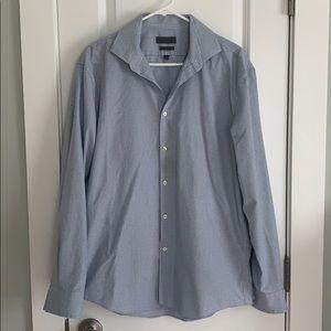 Calvin Klein Button Down Dress Shirt